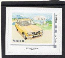 France 2019  -  Renault 16   -   1v  Timbre Neuf/Mint/MNH - Voitures