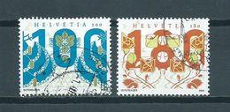 2006 Switserland Complete Set Art Nouveau Used/gebruikt/oblitere - Suisse