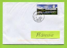 Liechtenstein, 2016  9491 Rugell - Ruggeller-Riet - Covers & Documents