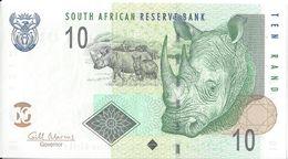 AFRIQUE DU SUD - 10 Rand 2009 - UNC - Südafrika