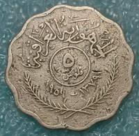 Iraq 5 Fils, 1959 -2253 - Iraq