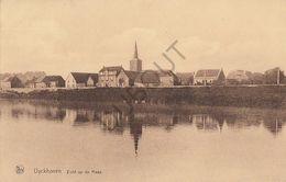 Postkaart - Carte Postale - UIKHOVEN - Zicht Op De Maas (B316) - Maasmechelen