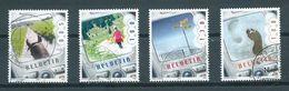 2005 Switserland Complete Set MMS Photagraphy Used/gebruikt/oblitere - Suisse