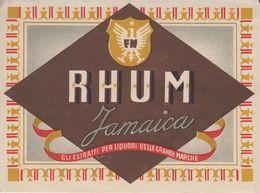 ** RHUM, JAMAICA.-** - Rhum