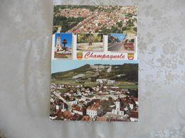 2  CARTES  POSTALES   DE  CHAMPAGNOLE (JURA ) - Cartes Postales