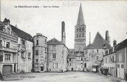 58 - NIEVRE - La CHARITE Sur LOIRE - Cour Du Château - La Charité Sur Loire