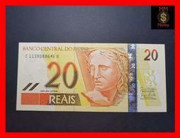 BRAZIL 20 Reais  2002 P. 250  UNC - Brésil