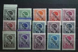 Deutsche Besetzung 2. WK Serbien 1-15 ** Postfrisch #UI847 - Besetzungen 1938-45