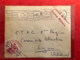 GUERRE D'ALGÉRIE/ SERVICE MILITAIRE - Guerra De Argelia