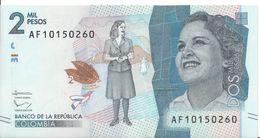 COLOMBIE - 2000 Pesos 2016 - UNC - Colombia