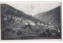 CPA Suisse Loco Una Vista - TI Tessin