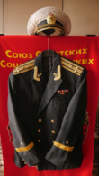 VESTE MARINE URSS - Uniformes