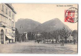 CPA Suisse Un Saluto Da Lugano - TI Tessin