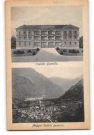 CPA Suisse Ospizio Guanella Maggia Veduta Generale - TI Tessin