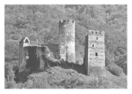 LA BÂTHIE - Château De Chantemerle - Autres Communes