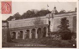 D33  BLAYE  L'Entrée De La Citadelle - Blaye