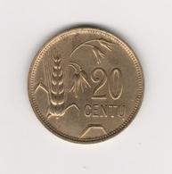 20 CENTU 1925 - Lituanie