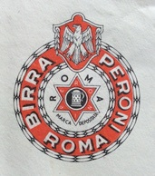 BIRRA - AFFRANCATURA ROSSA : BIRRA PERONI S.p.A. ROMA    - L.30 - 6. 1946-.. Republic
