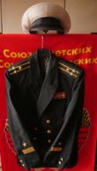 VESTE COLONEL URSS - Uniformes