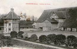 RARE - Eure - Guiseniers - Ferme -  Pigeonnier - Autres Communes