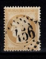 Ceres - YV 59 Pas Aminci Cote 8 Euros - 1871-1875 Ceres