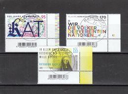 Deutschland BRD  Gestempelt   3547-3549 Alle Neuausgaben  4.6.2020 - Gebraucht