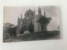 Carte Postale Ancienne LA BEDOULE L'église - Frankreich