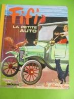 """Les Albums Roses/""""Fifi La Petite Auto""""/Gilles Saint-Cérére/Jacques Pecnard/Imprimeur Gibert-Clarey/TOURS/1963   PLR3 - Bücher, Zeitschriften, Comics"""