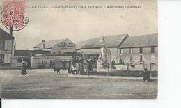 JANVILLE   Place D'orleans - Andere Gemeenten