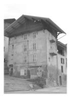 BEAUFORT - Ancienne Gendarmerie Impériale - Beaufort