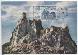 Castillo De Monteagudo X1MC - Kastelen