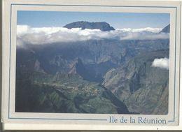 CPM,île De La Réunion , Le Piton Des Neiges ,Ed.Clin D' Oeil, 1994 - Reunion