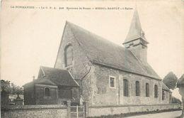 MESNIL-RAOULT-l'église - Autres Communes