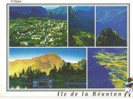 CPM, île De La Réunion , Multi-Vues , Cilaos Ed. Agedis , 1995 - Reunion