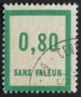 France Fictif N° F48 Oblitéré TTB Et Très Rare En Oblitéré. Cote 2020 : 2 Euros Minimum. Voir Scans Recto Verso - Fictifs