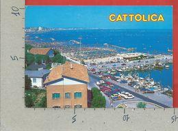 CARTOLINA VG ITALIA - CATTOLICA (RN) - Scorcio Panoramico - 10 X 15 - 1993 - Rimini