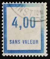 France Fictif N° F54 Oblitéré TTB Et Très Rare En Oblitéré. Cote 2020 : 2 Euros Minimum. Voir Scans Recto Verso - Fictifs