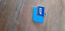 Pins Edf - EDF GDF