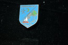 Rare Petite Insigne Gendarmerie Mayotte - Armée De Terre