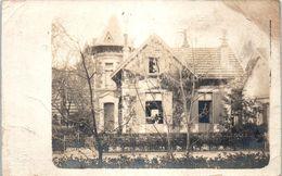 33 ARCACHON - Villa - Carte Photo De L. NEVEU - ARCACHON (en L'état) - Arcachon
