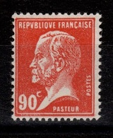YV 178 N** Pasteur Cote 23,50 Euros - Ongebruikt