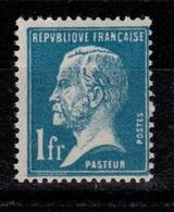 YV 179 N** Pasteur Cote 50 Euros - Ongebruikt