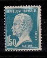 YV 181 N** Pasteur Cote 25 Euros - Ongebruikt