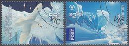 TERRITORIO ANTARTICO AUSTRALIANO 2009 Nº 177/78 USADO - Territorio Antártico Australiano (AAT)