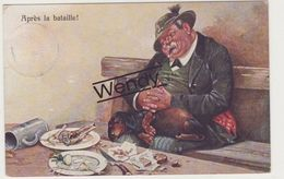 Teckel/Dachshund/basset (après La Bataille N° 1043) - Hunde