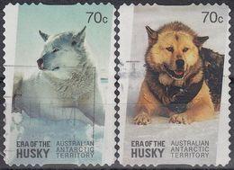 TERRITORIO ANTARTICO AUSTRALIANO 2014 Nº 223/24 USADO - Territorio Antártico Australiano (AAT)