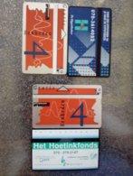 PAYS BAS LOT 2 CARDS PRIVEE LANDIS GYR Hypotheker Hoetinkfonds 4U UT - Privées