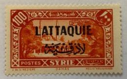 1931/3 Y Et T 19 - Lattaquie (1931-1933)