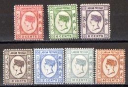 LABUAN 1893 * LITHOG. - Grande-Bretagne (ex-colonies & Protectorats)