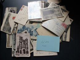 CPA - Carte Postale - Lot De 100 Cartes Postales De France - ( Lot VM2) - 100 - 499 Cartes